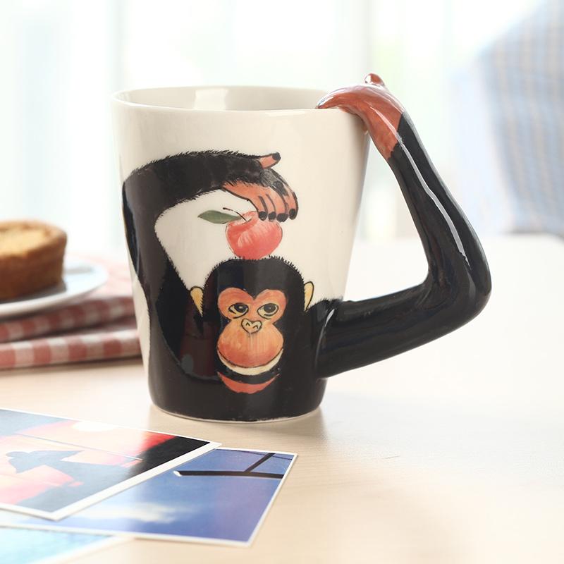 Handmade Animal Shape Coffee Mug Seekfancy Com