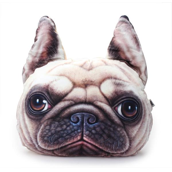 3d Dog Throw Pillow Seekfancy Com