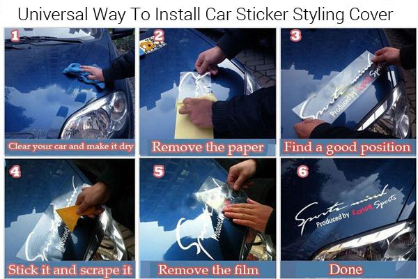 Shark-Model-Car-Sticker
