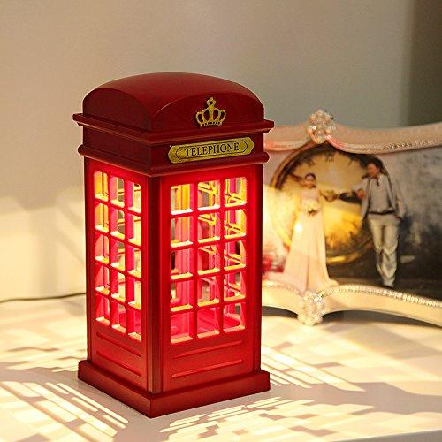 Telephone Desk Lamp