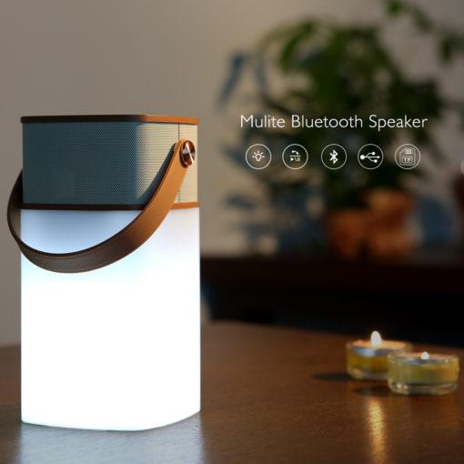 ROCK Mulite LED Waterproof Speaker