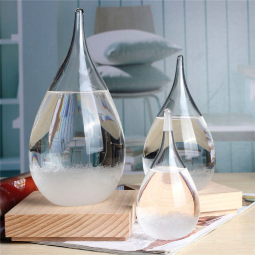 Tempo Drop Weather Forecasting Storm Glass