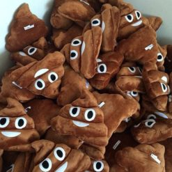 Poo Shape Emoji Pillows