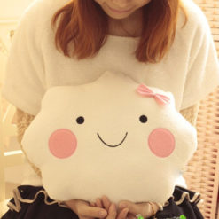 Bowknot Clouds Pillow