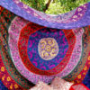 Bohemian Style Thin Chiffon Cloth-21