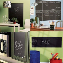 blackboard wall stickers-1