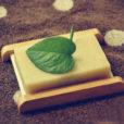 Bamboo Soap Dish 1