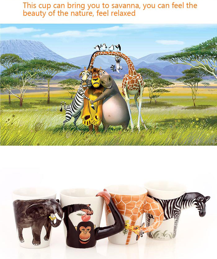 Handmade-3D-Animal-Shape-Co