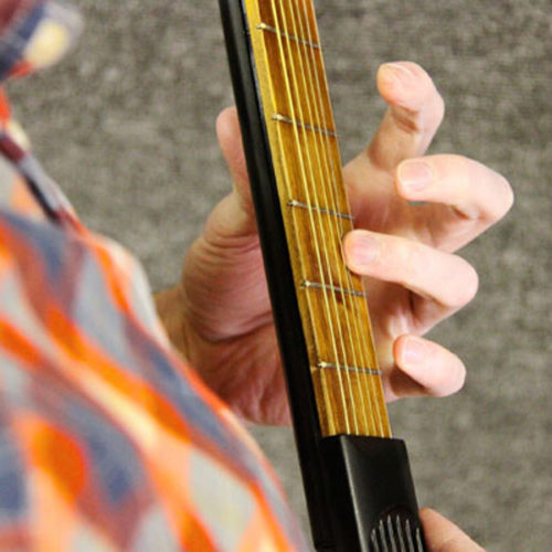 Portable Pocket Guitar Practice Tool