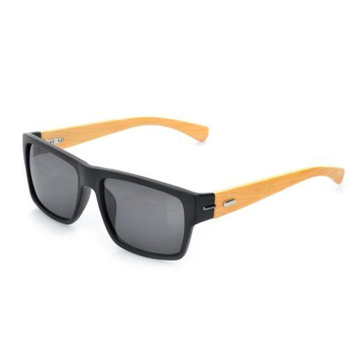 UV 400 Protection Bamboo Wood Sunglasses