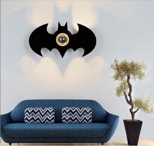 Batman Shadow Wall Lamp