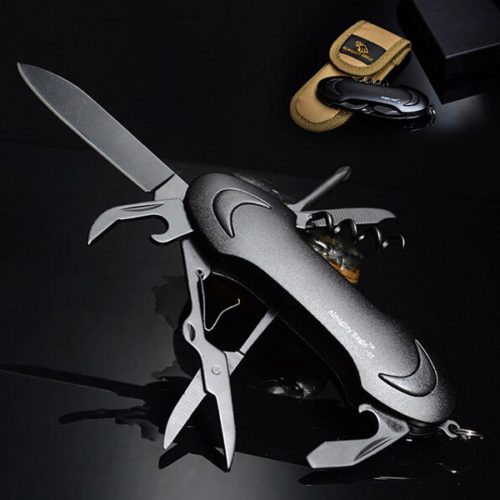 10 in 1 Multifunction Pocket Knife