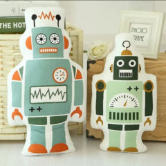 Robot-Decorative-Pillow